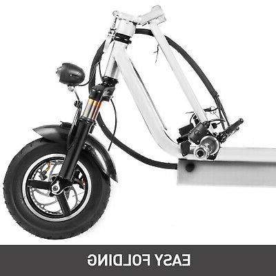 Folding Scooter Battery Max 35km/h 28-34 Miles