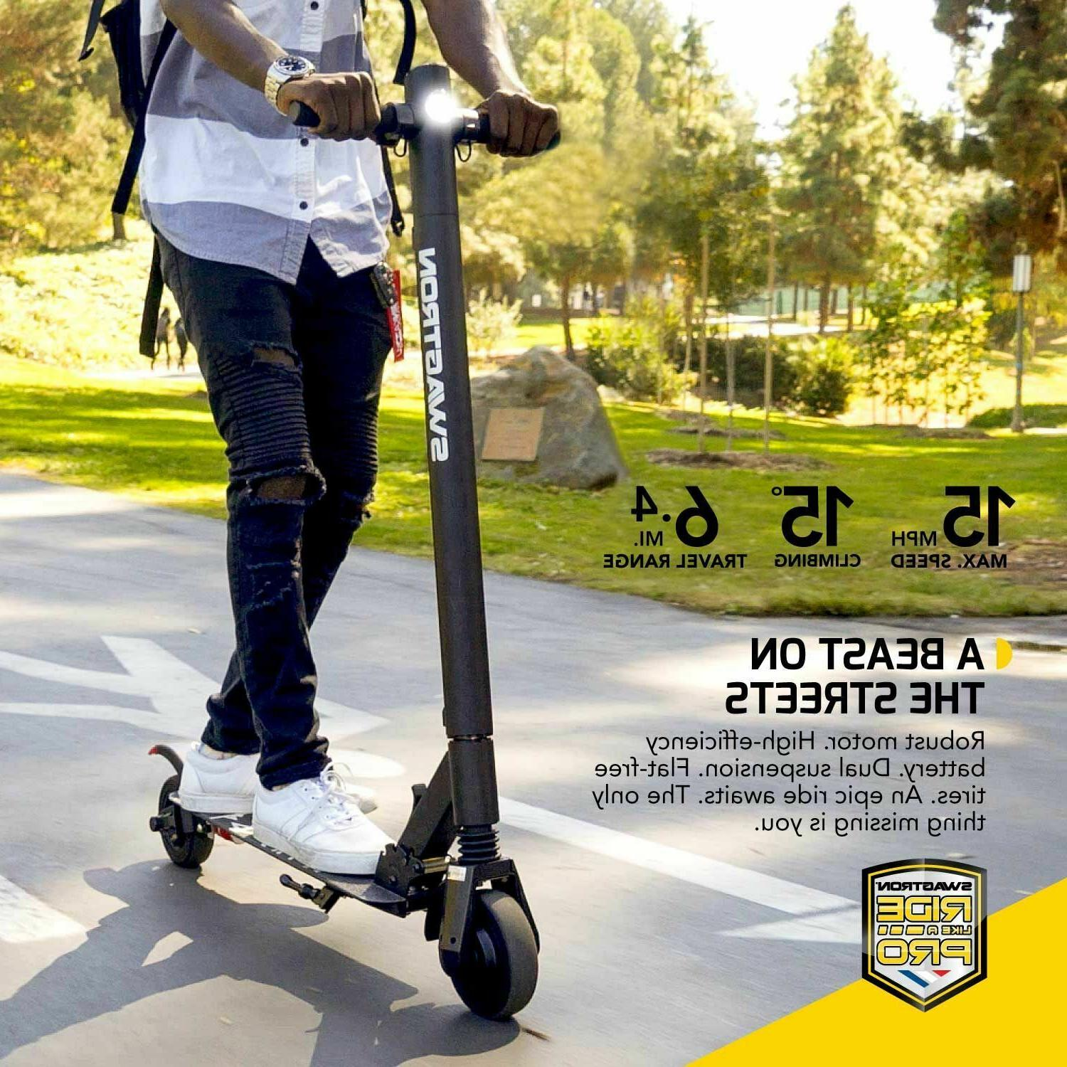 Swagtron Foldable Scooter for E-Scooter 2