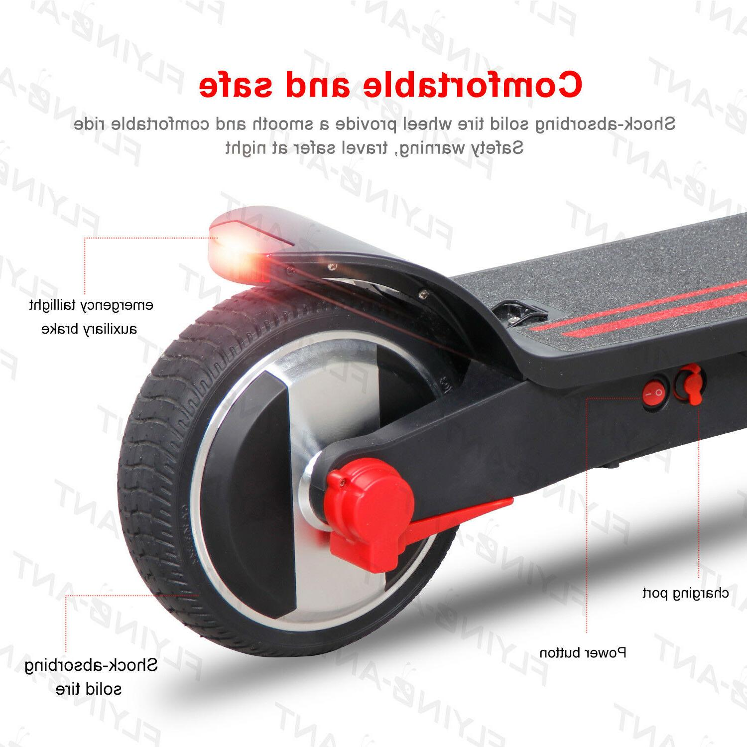 Foldable Speed Scooter Adults New