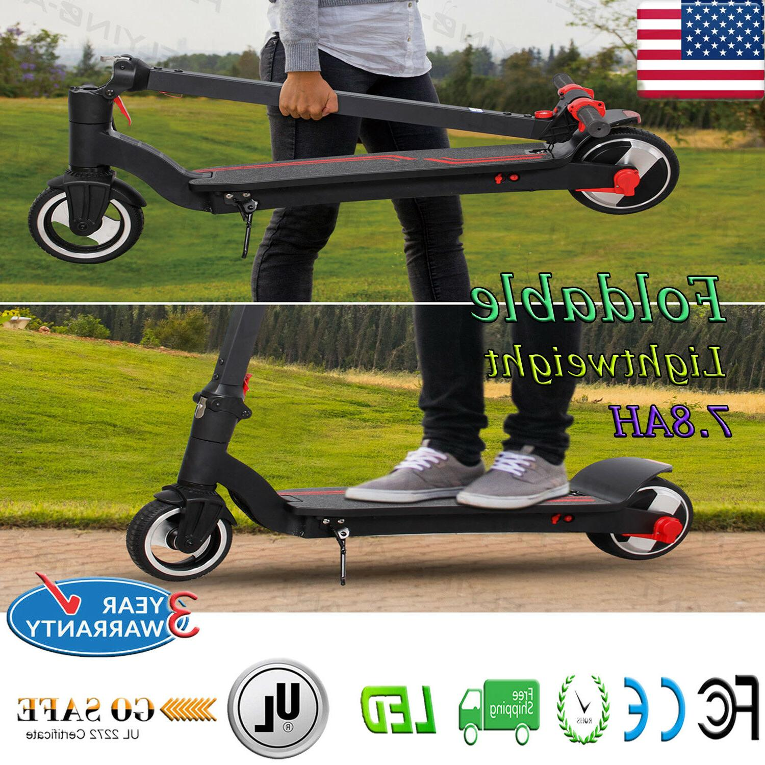 Foldable Speed Electric Scooter Adults