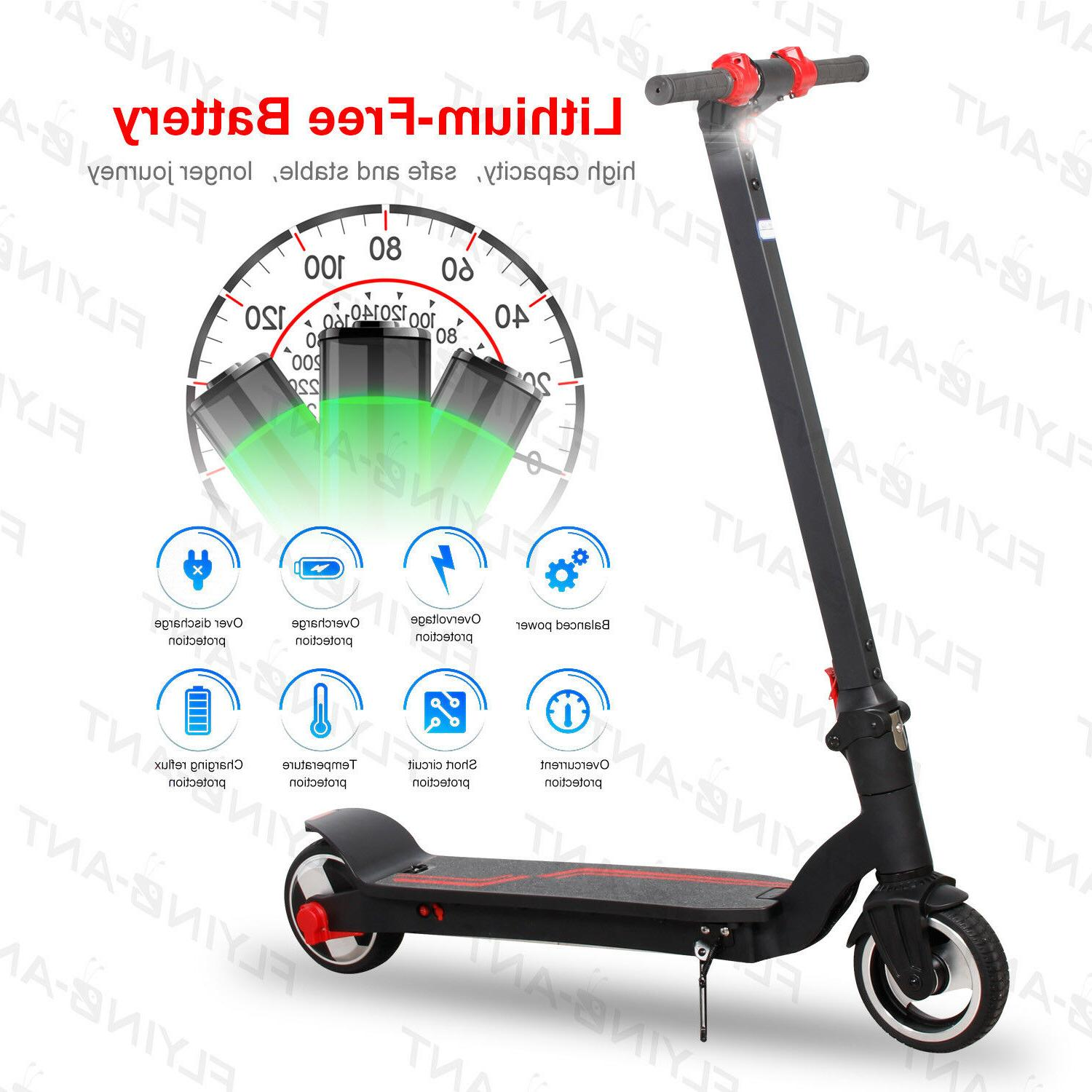 Foldable High Scooter Adults