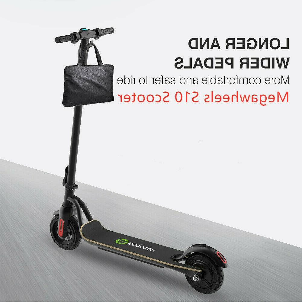 Electric KickScooter S10 by Megawheels Upgraded Motor e Scoo