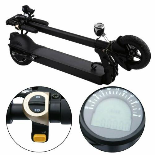 8INCH Aluminum Kick Scooter Adults