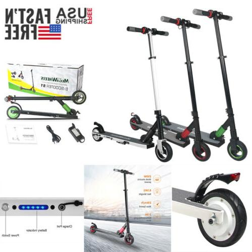 folding electirc kick scooter 2 wheel bike