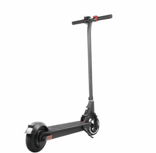 Folding Electric Scooter 250W Aluminum City E-Scooter 14MPH