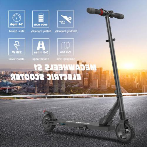 Megawheels 250W Kick E-Scooter