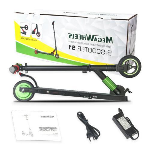 Megawheels Electric 250W Aluminum Portable Skateboard