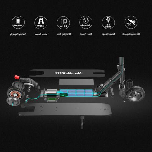 Foldable Electric 250W Commuter For