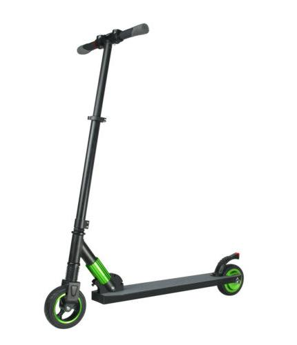 Folding Electric Scooter Stunt E-Scooters Mopeds Bearing Skateboard