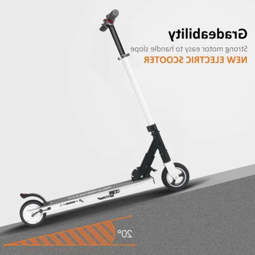 Megawheels Foldable Electric Scooter Ultralight kick Skateboard