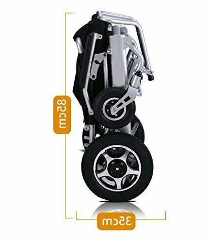 Folding Wheelchair Medical Motorized