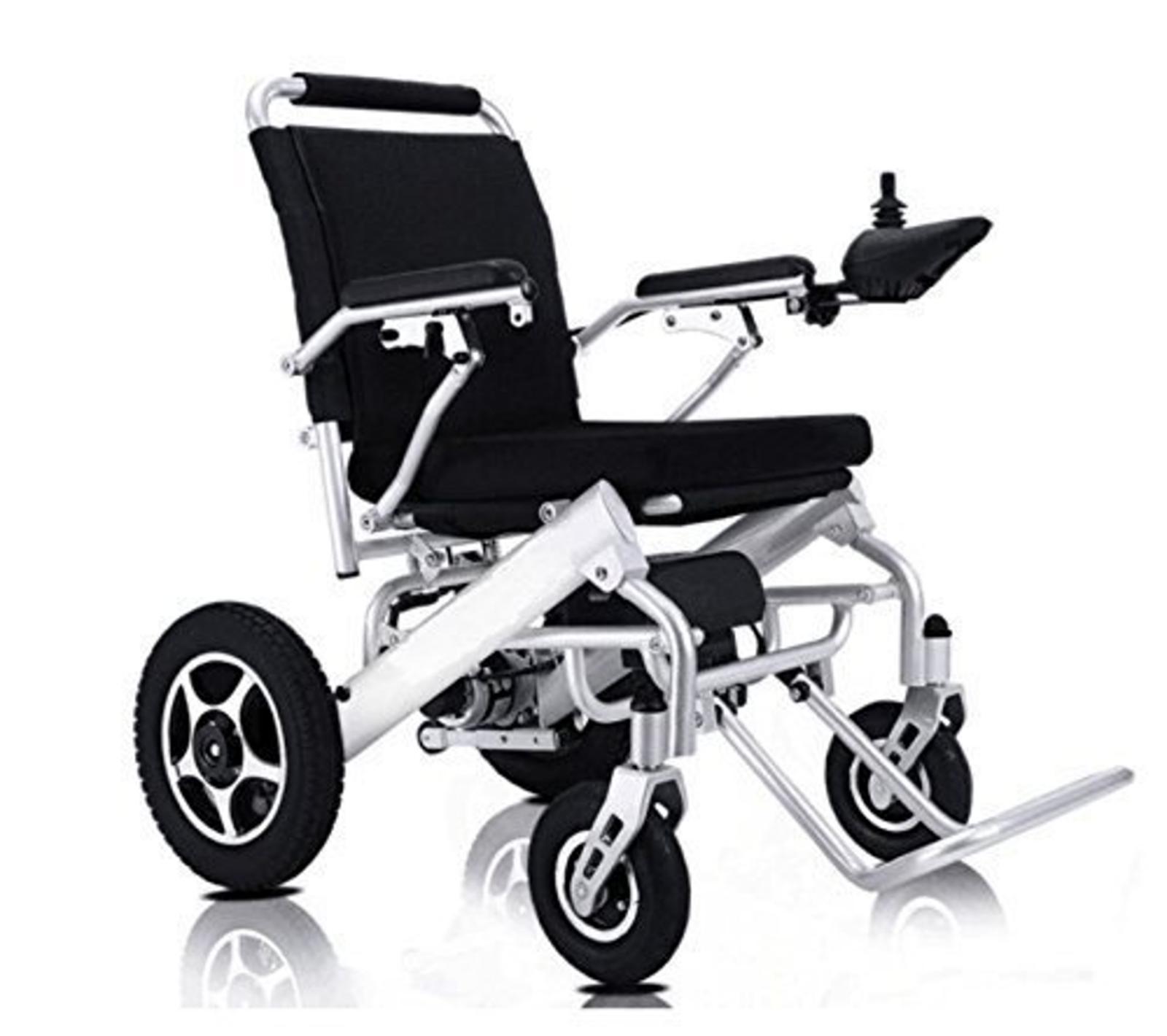 Folding Wheelchair Motorized