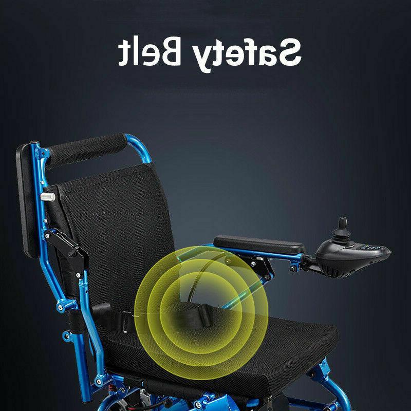 Wheelchair Motorized