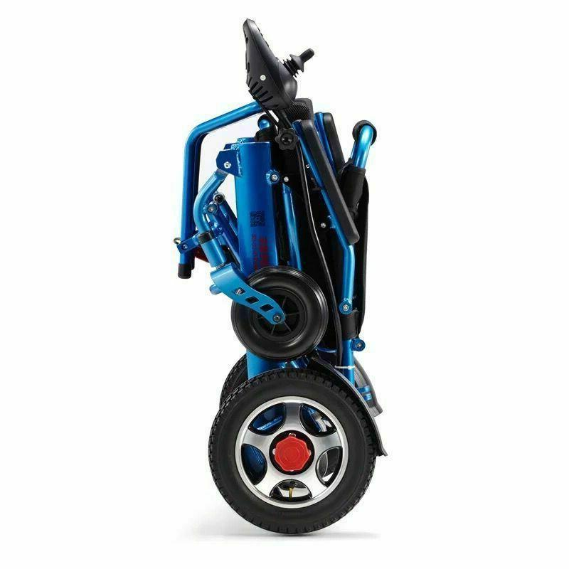 Folding Wheelchair Medical Motorized