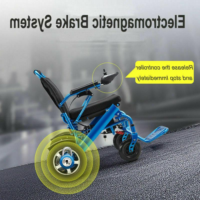 Folding Electric Motorized