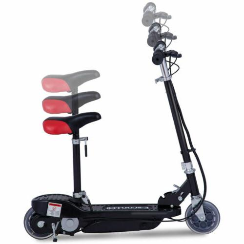 Folding Seated Scooter Outdoor For