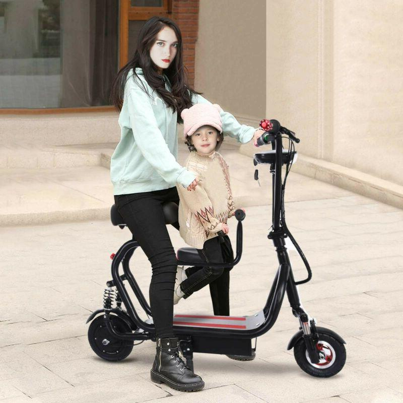Folding Electric Scooter Motorized Ride On Outdoor Rechargea