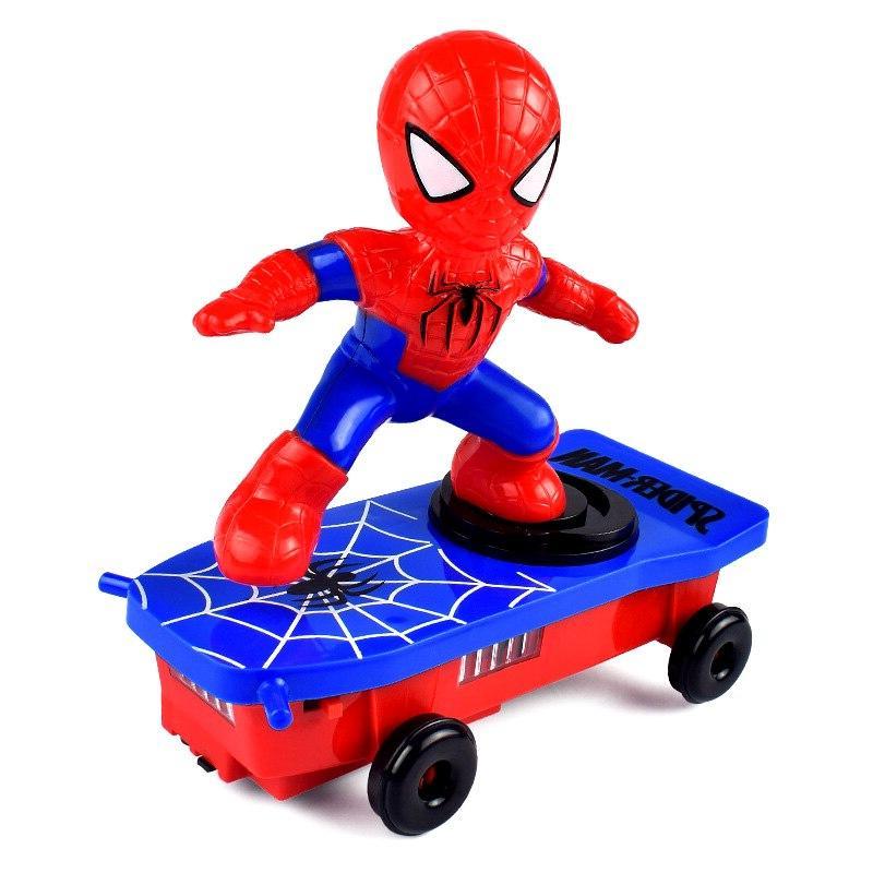 <font><b>Electric</b></font> Universal Tumbling Light Fall Children Cartoon Toys.