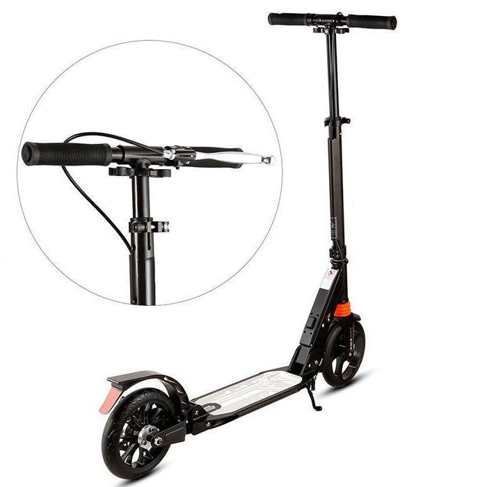 <font><b>Scooter</b></font> longboard Skateboard <font><b>scooter</b></font> with 2 Wheels <font><b>scooter</b></font> for adults