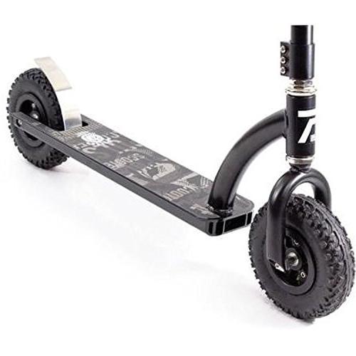 Freestyle Dirt Kikc Scooter Pro Stunt Off-Road Fun