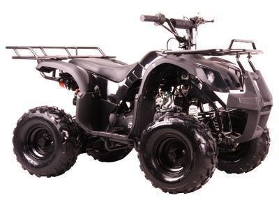 fully automatic 110cc atv