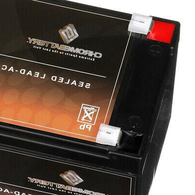 Chrome Battery General Purpose Battery - 12 V