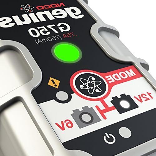 NOCO Genius Charger - 750mA