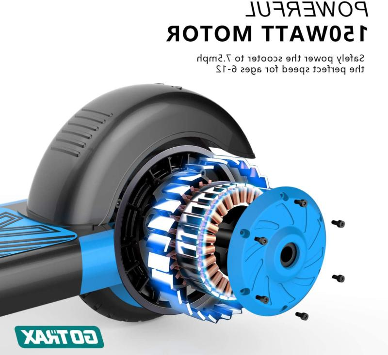 Gotrax for Kids 6-12, and Gravity