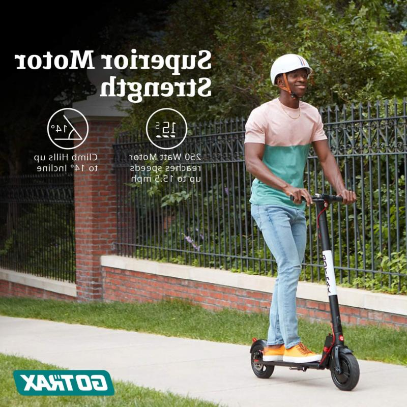 Gotrax V2 Commuting Electric Scooter - Air 15.5MPH &