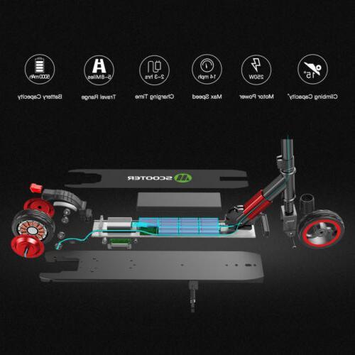 Megawheels Teens Foldable E-scooter