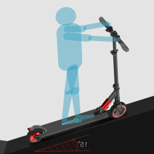 Megawheels Teens Adults City Red Foldable