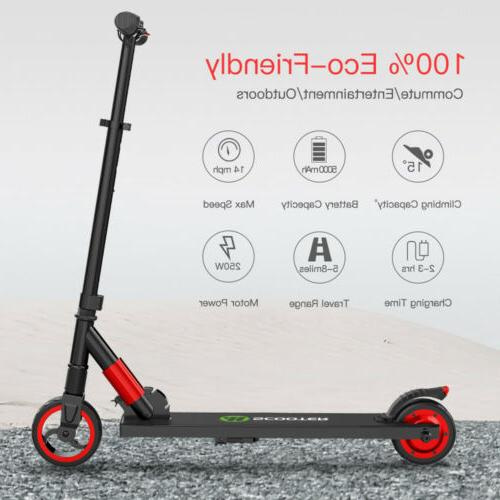 green teens adults electric city scooter 250w