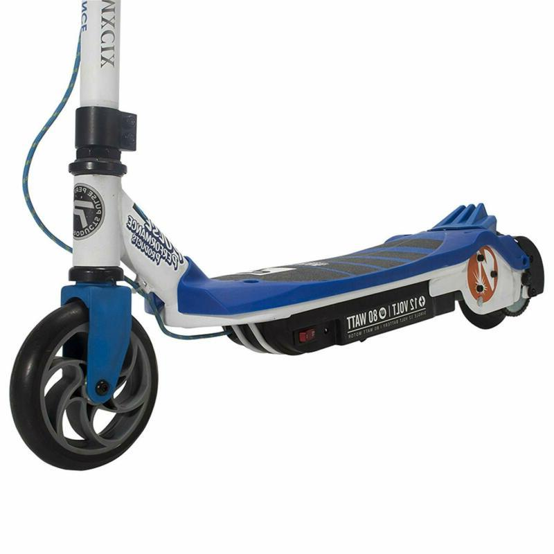 Pulse Electric Scooter mph - 8 Blue