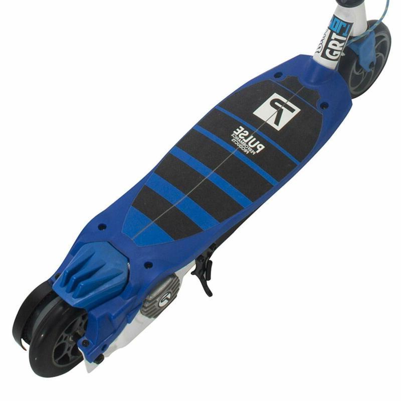Pulse Grt-11 Electric 8 mph - - Blue