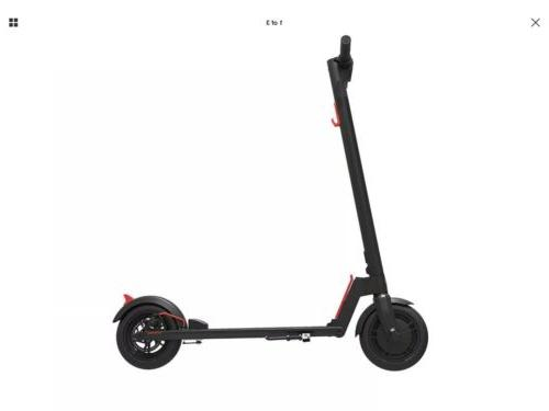 Gotrax Gxl Scooter Brand New From Manufacturer