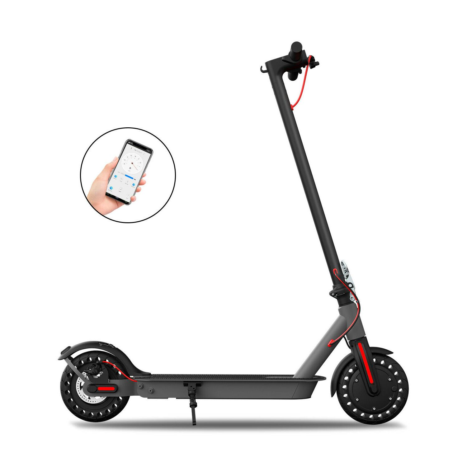 hiboy s2 electric scooter folding 17 miles