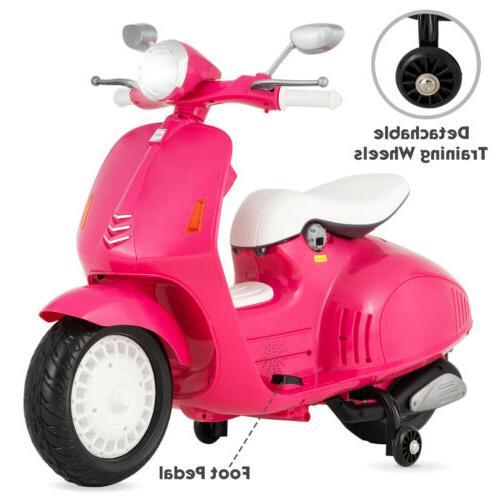12V Kids Electric Ride On Toys Color