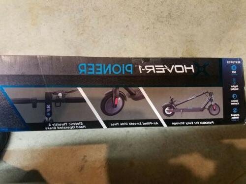 Hover-1 Folding Scooter Air-filled Tires