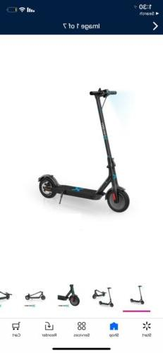 Hover-1 Pioneer Electric Folding Scooter Black 14mph 264lb C