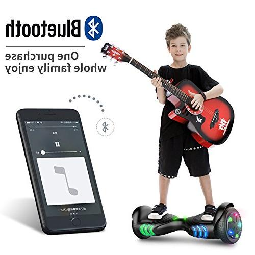 TOMOLOO Hoverboards Two-Wheel Scooter Battery Protection …