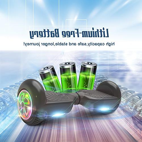 Hoverboard Flash Self Electric