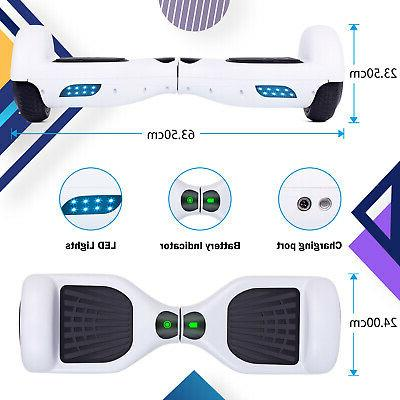 Hoverboard Scooter Board BAG bluetooth US