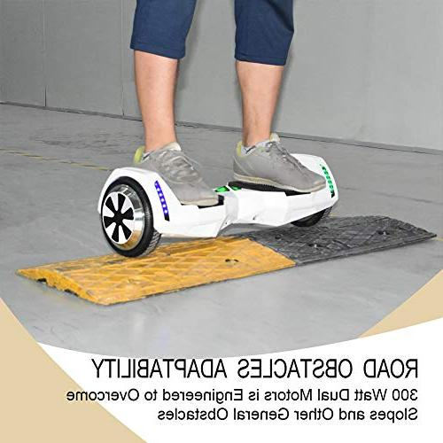 Certified inch Bluetooth Side Lights and Hover Board