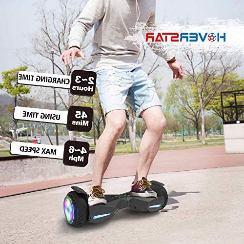 "Hoverboard 6.5"" Listed Wheel Electric"