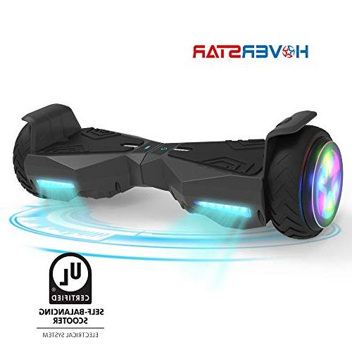 "Hoverboard 6.5"" UL Listed Wheel Electric"