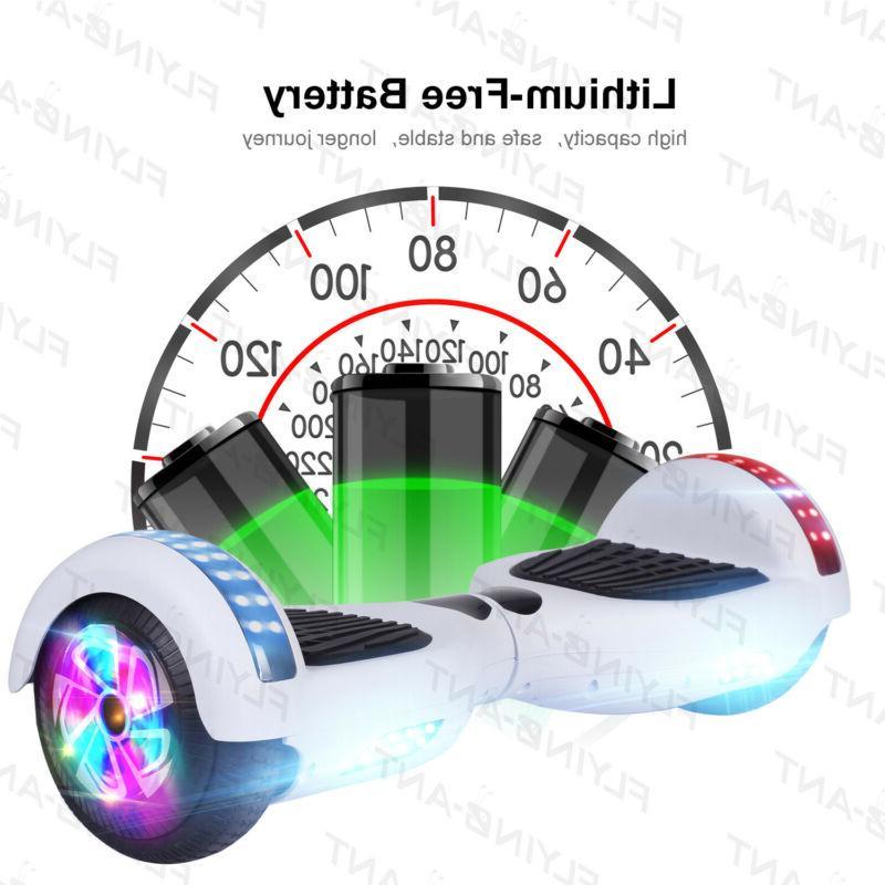 "Hoverheart 6.5"" Hoverboard LED"