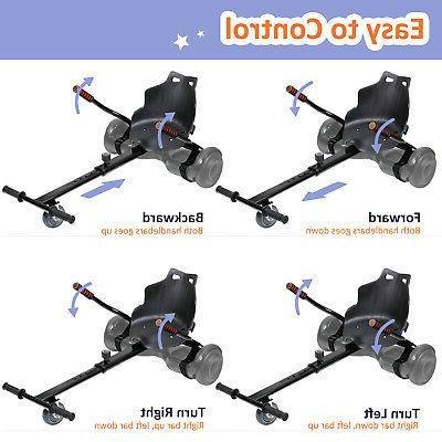 Hoverkart Electric Go-kart Kit Hoverboard Cart US STOCK