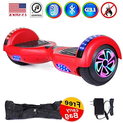 inch hoverboard electric smart self