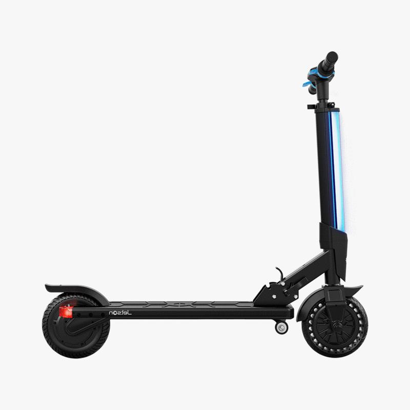 Jetson Scooter Bright Led Stem Light Display,