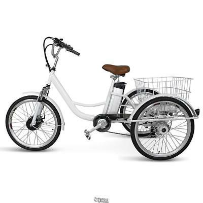 Jetson JXcycle ELECTRIC SHOPPING CART BIKE BICYCLE TRICYCLE